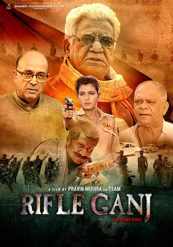 Rifle Ganj 2021 Hindi 350MB HDRip 480p