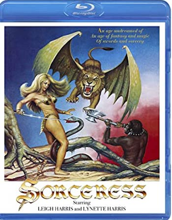 Sorceress 1982 UNRATED Dual Audio Hindi 720p BluRay 800mb