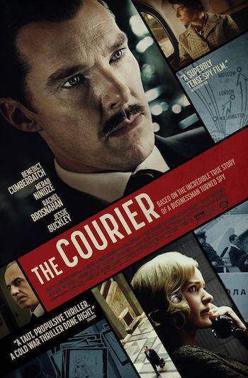 The Courier 2020 English 480p WEB-DL 300MB ESubs