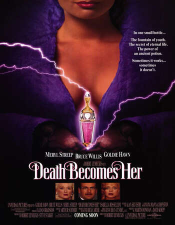 Death Becomes Her 1992 Hindi Dual Audio 350MB BluRay 480p