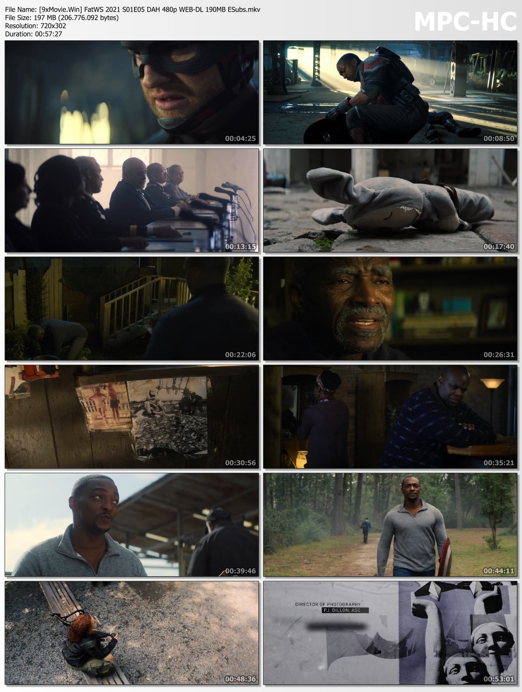 Falcon and the Winter Soldier 2021 S01E05 Dual Audio Hindi 480p WEB-DL x264 190MB ESubs