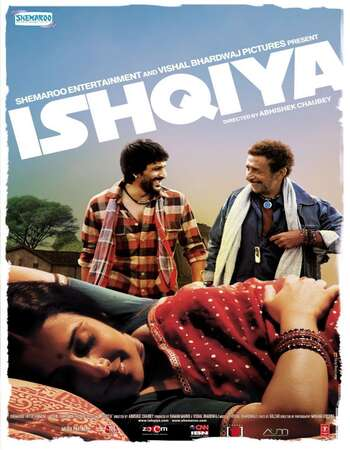 Ishqiya 2010 Hindi 720p BluRay ESubs