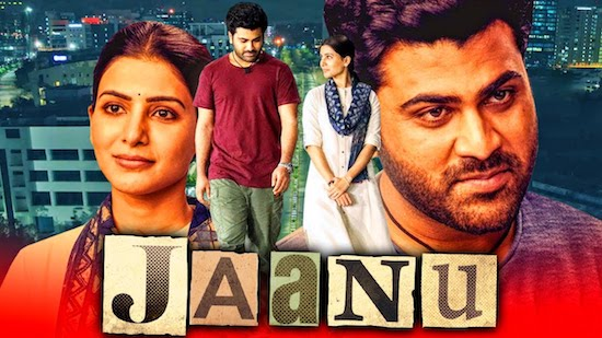 Jaanu 2021 Hindi Dubbed 720p HDRip 950mb