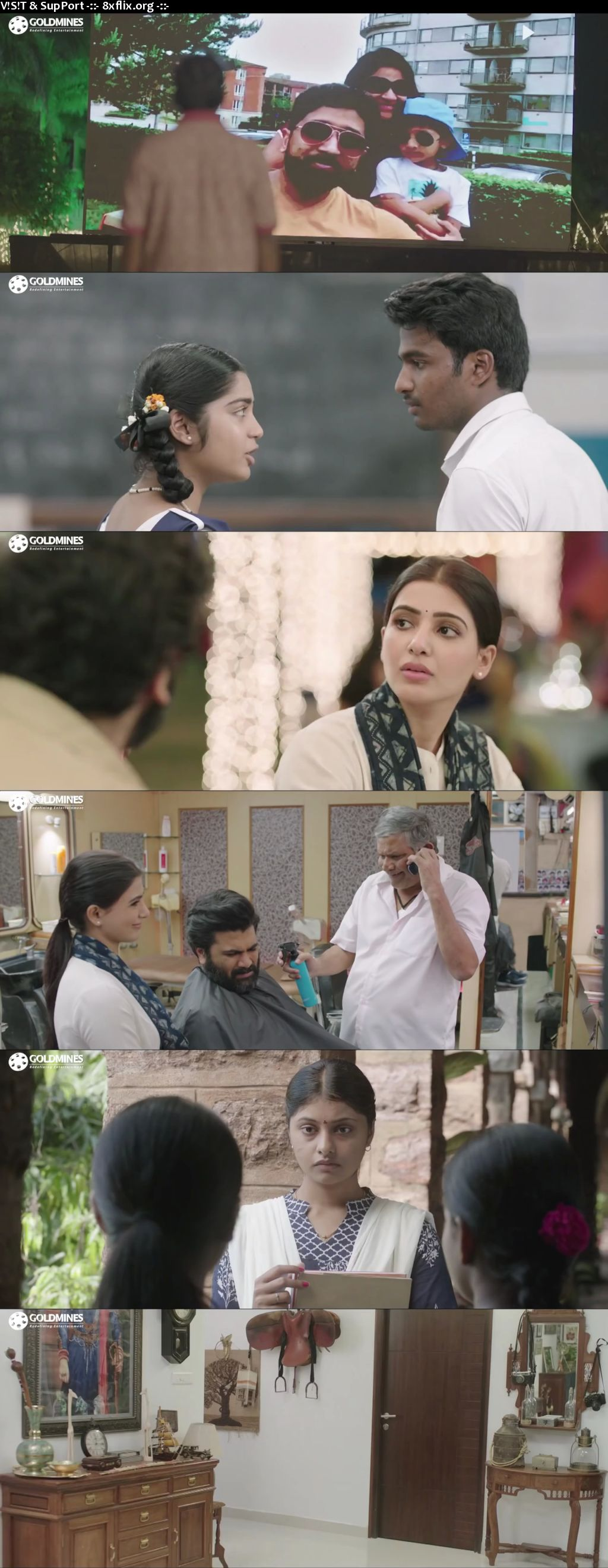Jaanu 2021 Full Movie Hindi Dubbed 720p 480p HDRip