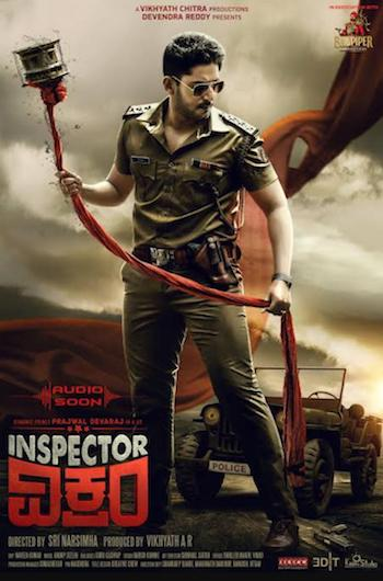 Inspector Vikram 2021 UNCUT Dual Audio Hindi 480p HDRip 450MB