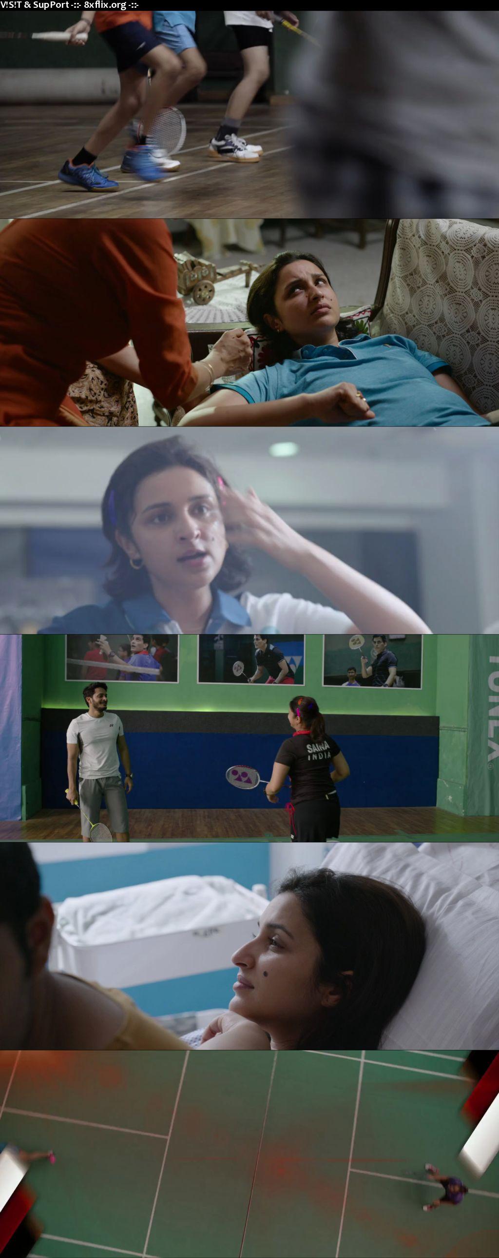 Saina 2021 Full Hindi Movie Download 720p 480p Web-DL HD