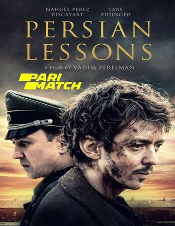 Persian Lessons 2020 Hindi Dual Audio WEBRip Full Movie Download