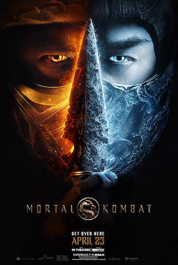 Mortal Kombat 2021 English 720p WEB-DL 800MB ESubs