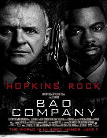 Bad Company 2002 Hindi Dual Audio 300MB BluRay 480p ESubs Download
