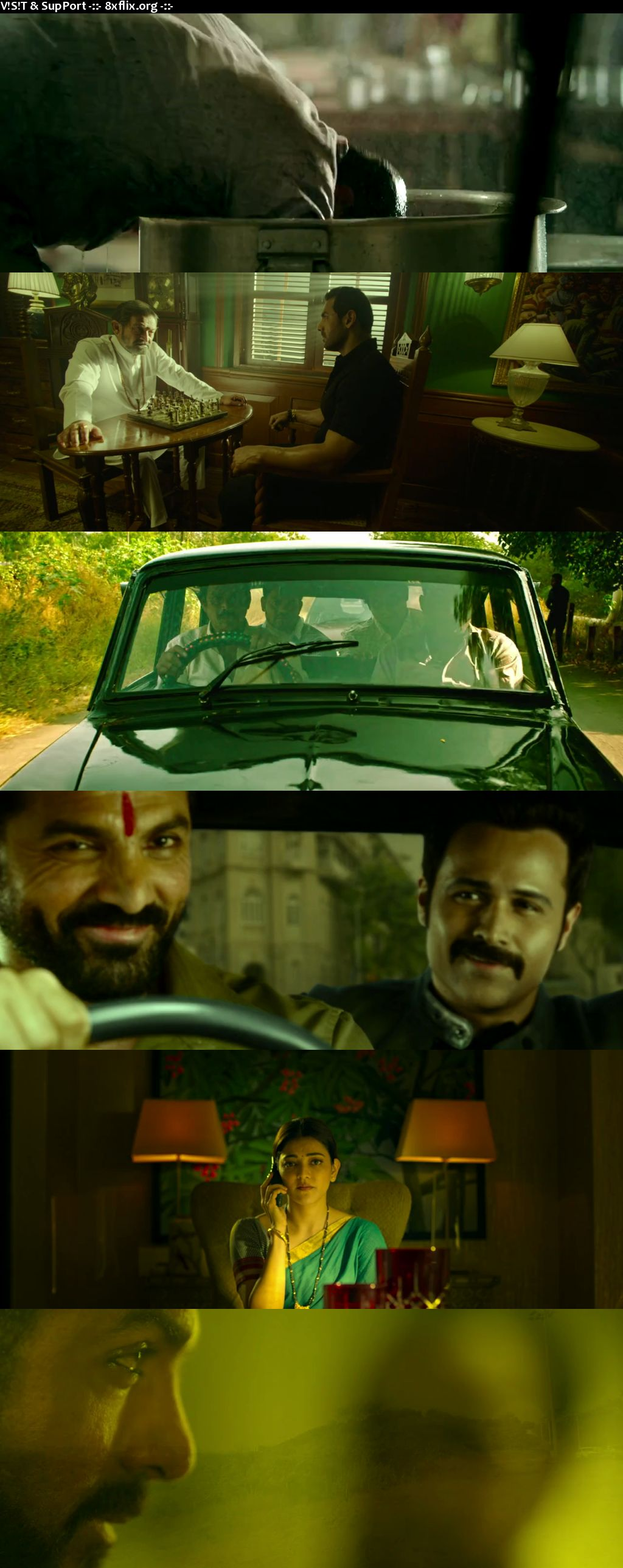 Mumbai Saga 2021 Full Hindi Movie Download 720p 480p Web-DL HD
