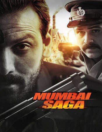 Mumbai Saga 2021 Hindi 1080p HDRip ESubs