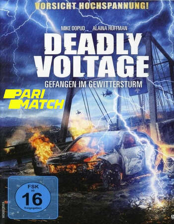 Deadly Voltage 2015 Hindi (Voice Over) Dual Audio 720p WEBRip x264