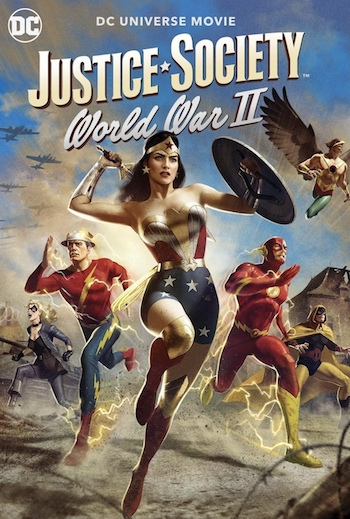 Justice Society World War II 2021 English 720p WEB-DL 750MB ESubs