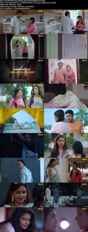 Laal Lihaaf 2021 Hindi Part 02 ULLU WEB Series 720p HDRip x264