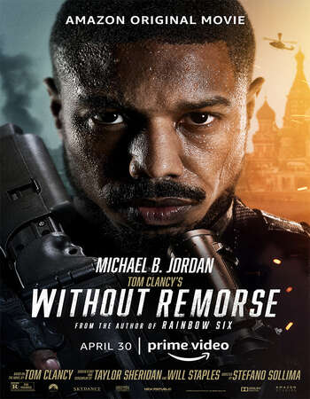 Without Remorse 2021 English 720p Web-DL 950MB ESubs
