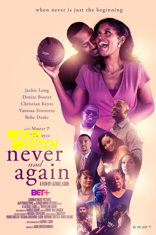 Never and Again 2021 Hindi (Voice Over) Dual Audio 720p WEBRip x264