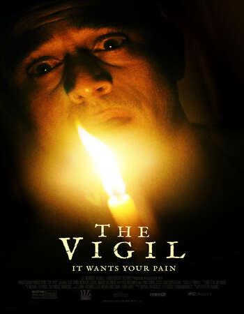 The Vigil 2019 Hindi Dual Audio BRRip Full Movie Download