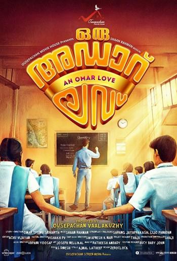 Oru Adaar Love 2019 UNCUT Dual Audio Hindi Full Movie Download