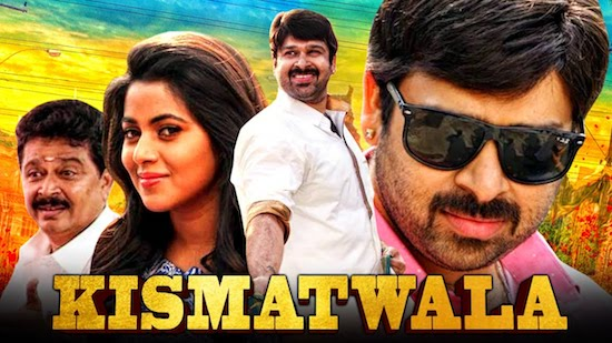 Kismatwala 2021 Hindi Dubbed 720p HDRip 850mb