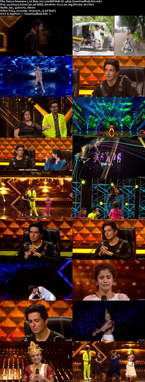 Dance Deewane 3 01 May 2021 Episode 19 Web-DL 480p