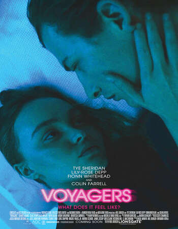 Voyagers 2021 English 720p Web-DL 900MB ESubs