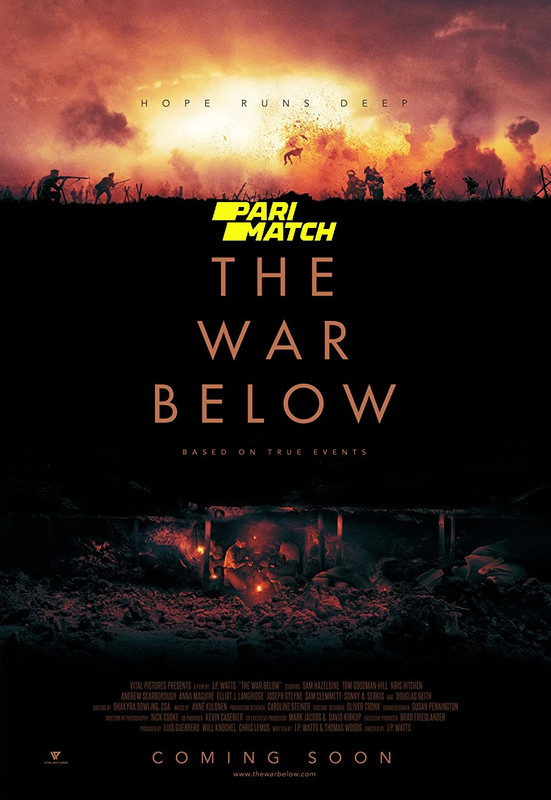 The War Below 2020 Hindi Dual Audio WEBRip Full Movie Download