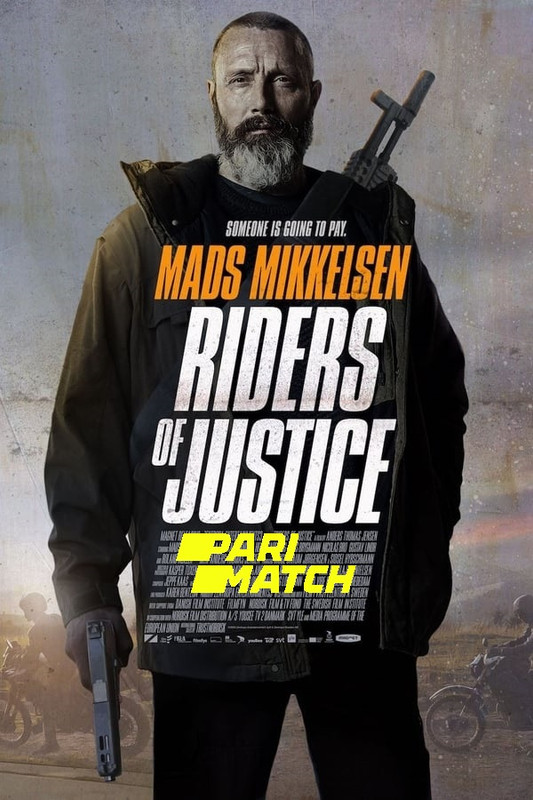 Riders of Justice 2020 Hindi (Voice Over) Dual Audio 720p WEBRip x264