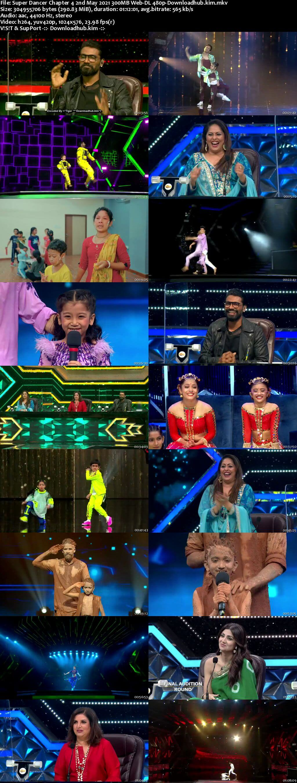 Super Dancer Chapter 4 2nd May 2021 300MB Web-DL 480p