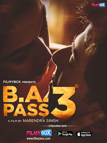 Ba Pass 3 (2021) Hindi 720p WEB-DL 750MB