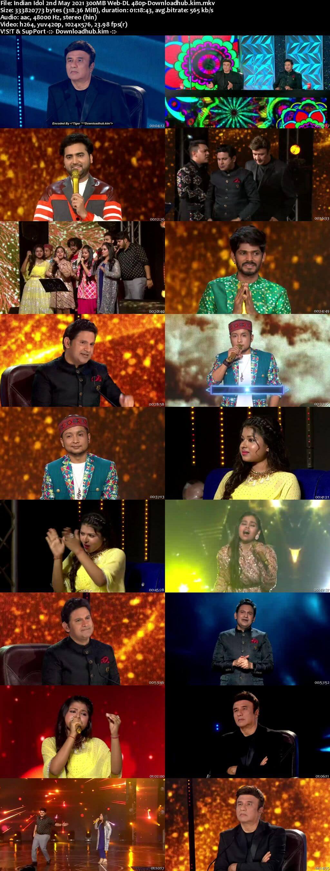 Indian Idol 02 May 2021 Episode 46 Web-DL 480p