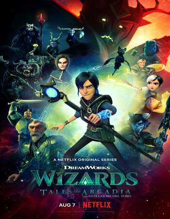 Wizards Tales of Arcadia 2020 Hindi Dual Audio Web-DL Full Netflix Season 01 Download