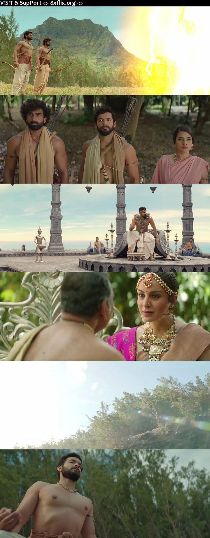 Ramyug 2021 S01 Hindi Complete WEB Series 720p 480p WEB-DL