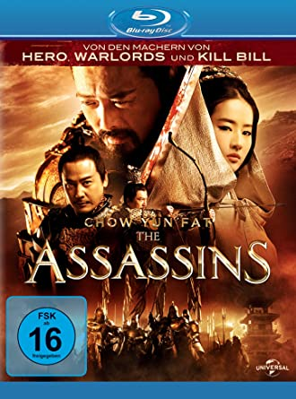 Sword of the Assassin 2012 Dual Audio Hindi 720p BluRay 950mb