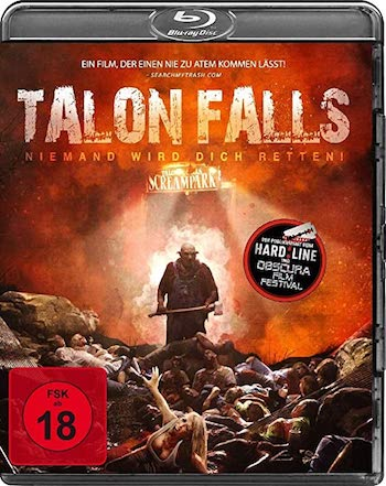 Talon Falls 2017 UNCUT Dual Audio Hindi 720p BluRay 700mb