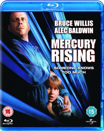 Mercury Rising 1998 Dual Audio Hindi 720p BluRay 950mb