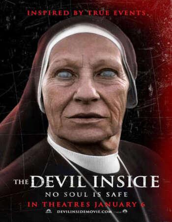 The Devil Inside 2012 Hindi Dual Audio 720p BluRay ESubs
