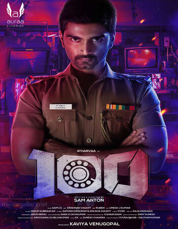 100 2019 Hindi Dual Audio 750MB UNCUT HDRip 720p ESubs HEVC