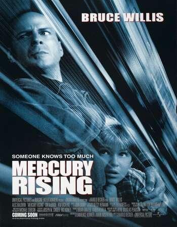 Mercury Rising 1998 Hindi Dual Audio 720p BluRay ESubs