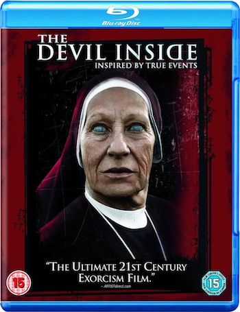The Devil Inside 2012 Dual Audio Hindi 720p BluRay 700mb