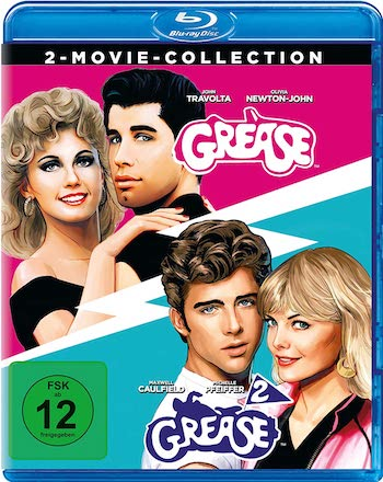 Grease 2 (1982) Dual Audio Hindi 720p BluRay 990mb