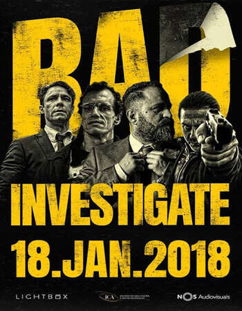 Bad Investigate 2018 Hindi Dual Audio 650MB Web-DL 720p ESubs HEVC