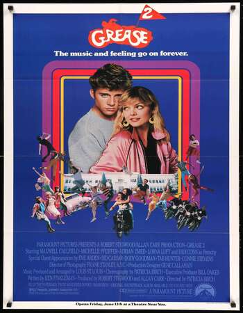Grease 2 1982 Hindi Dual Audio 350MB BluRay 480p ESubs