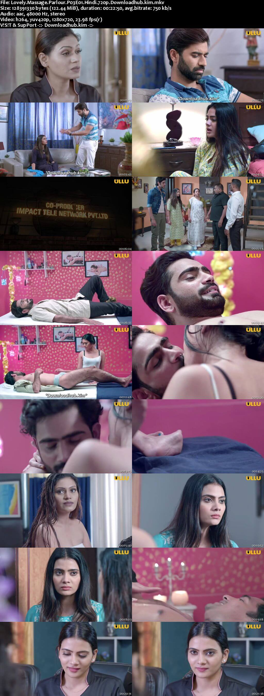 Lovely Massage Parlour 2021 Hindi Part 03 ULLU WEB Series 720p HDRip x264