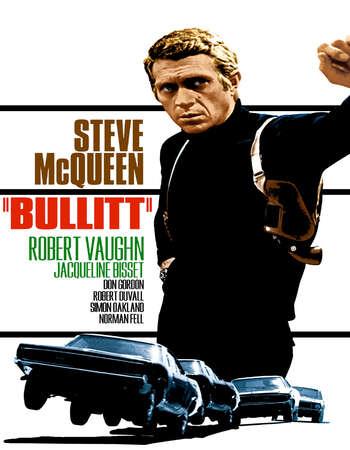 Bullitt 1968 Hindi Dual Audio 350MB BluRay 480p ESubs