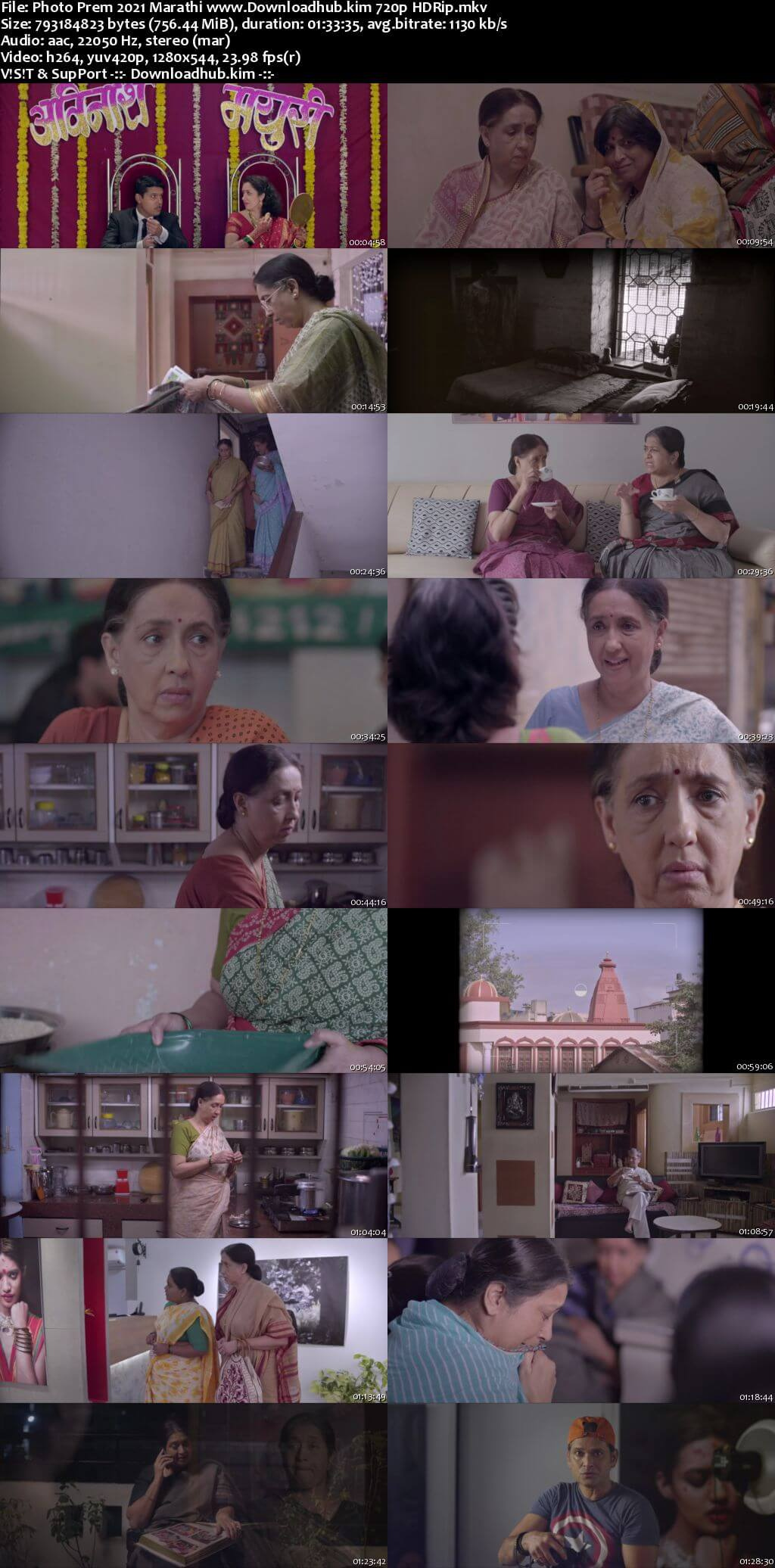 Photo Prem 2021 Marathi 720p HDRip ESubs