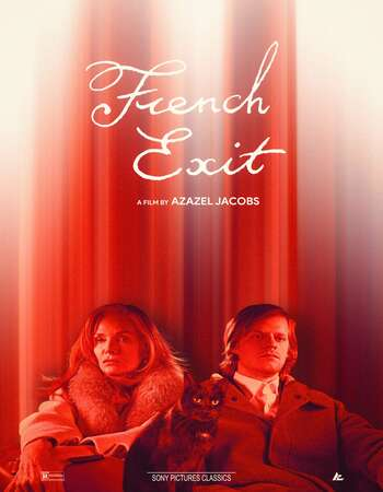 French Exit 2021 Full English Movie 720p Download