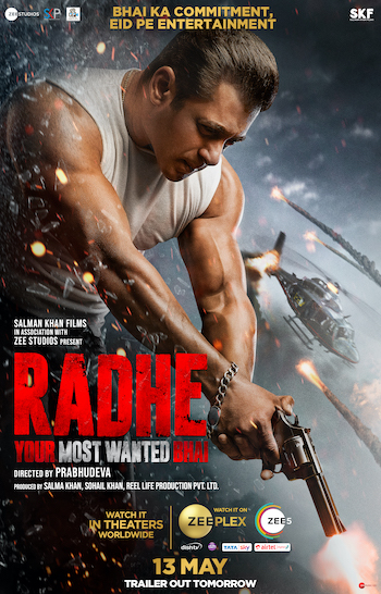 Radhe 2021 Hindi Full Movie Download