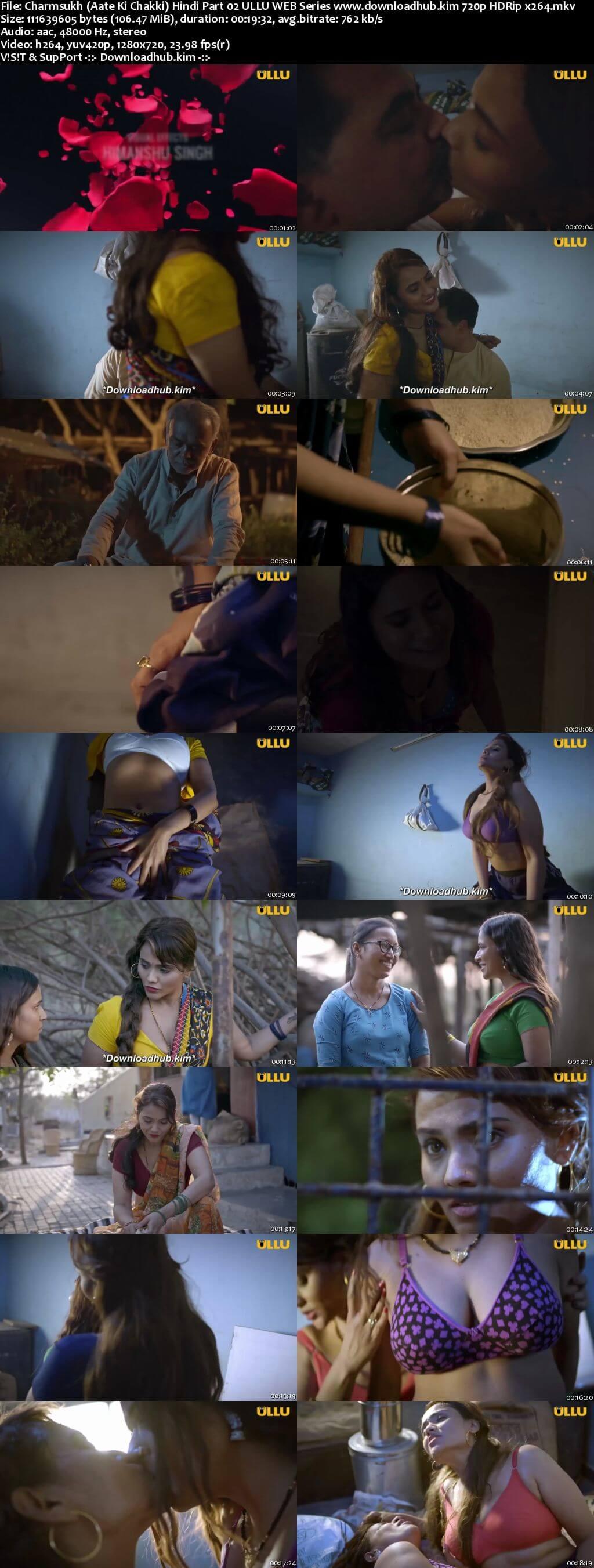 Charmsukh (Aate Ki Chakki) Hindi Part 02 ULLU WEB Series 720p HDRip x264