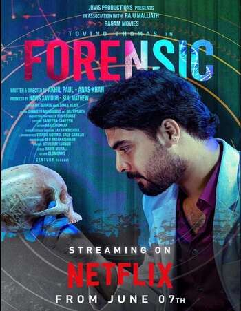 Forensic 2020 Hindi Dual Audio 400MB UNCUT HDRip 480p ESubs