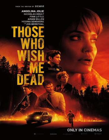 Those Who Wish Me Dead 2021 Full English Movie 720p Download